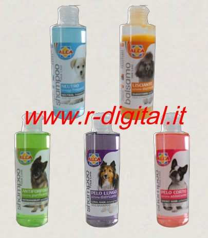 SHAMPOO ANTIFORFORA per ANIMALI DOMESTICI 200 ML CANE SHAMPO